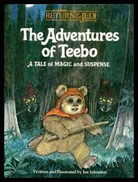 THE ADVENTURES OF TEEBO - Star Wars - Return of the Jedi