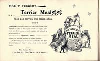 Catalogue from Pike and Tucker. Poultry, Game, Horse and Dog Food Manufacturers. Established 1820.
