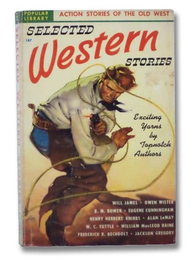 Popular Library, 1949. Mass Market Paperback. Very Good. Rear wrappers creased, pages lightly toned....