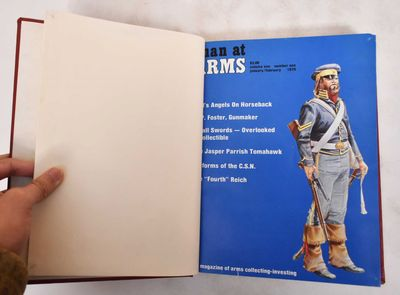 Providence, Rhode Island: Man At Arms Magazine, 1979. Hardcover. VG. shelf-wear to covers; bumping t...