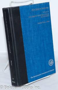 image of Studies in Mathematical Economics