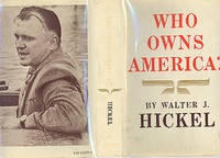 image of Who Owns America? [How to become an endangered species: Naked man -- Search for a country -- Home -- Invisible line -- Return to us: Obligation of ownership -- Cry of the whale -- New way out -- Isolation of thought -- Age of voices: 'Faithfully yours, Wally' -- To limbo and back -- Searchers -- Environment of hope]