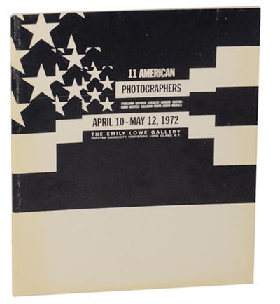 Hempstead, NY: The Emily Lowe Gallery, Hofstra University, 1972. First edition. Softcover. Exhibitio...