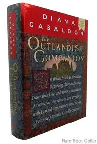 THE OUTLANDISH COMPANION by  Diana Gabaldon - First Edition; Twelfth Printing - 1999 - from Rare Book Cellar (SKU: 84383)