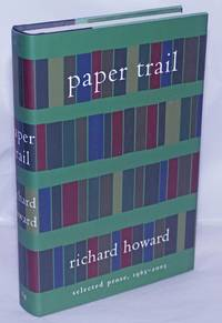 image of Paper Trail: selected prose, 1965-2003
