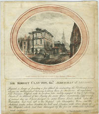 image of The West Front of the Mathematical School, Christs Hospital, 1793
