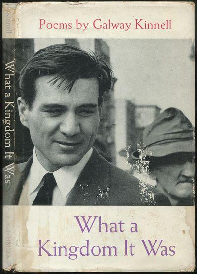 Boston: Houghton Mifflin, 1960. Hardcover. Near Fine/Good. First edition. Octavo. Near fine in good ...