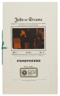 """Prospectus for """"John-A- Dreams"""""""