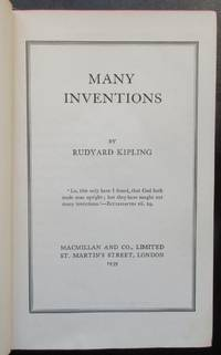 image of Many Inventions