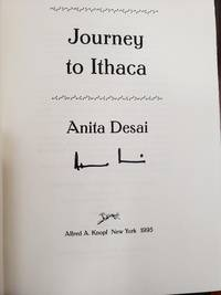 image of JOURNEY TO ITHACA (SIGNED)