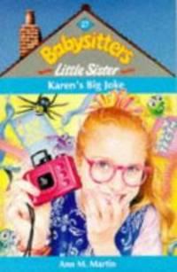 Karen's Big Joke (Babysitters Little Sister) by Ann M. Martin - 1996-04-19