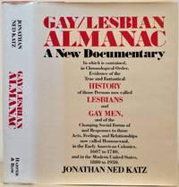 GAY / LESBIAN ALMANAC. A New Documentary.