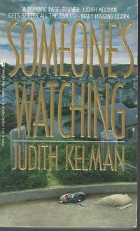 Someone's Watching by  Judith Kelman  - Paperback  - 1991-07-01  - from Vada's Book Store (SKU: 1812210036)