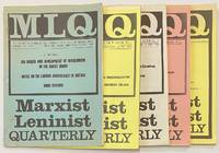 image of Marxist Leninist Quarterly: the theoretical journal of the Communist Federation of Britain (Marxist-Leninist) [five issues]