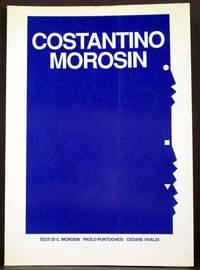 Constantino Morosin by C. Morosin. Paolo Portoghesi and Cesare Vivaldi - Paperback - 1st - 1993 - from Appledore Books, ABAA (SKU: 3984)