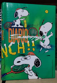 image of Diario di Snoopy 1997-1998. (Vintage Snoopy Italian Student Planner)