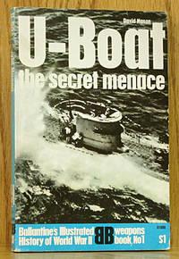 U-Boat: The Secret Menace: Weapons Book No 1