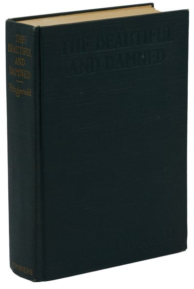 New York: Charles Scribner's Sons, 1922. First Edition. Hardcover. Very Good+. First edition, first ...