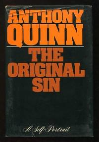 The Original Sin: A Self-Portrait [*SIGNED*]