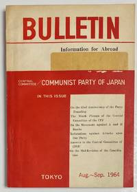 image of Bulletin, information for abroad. Aug.-Sept. 1964