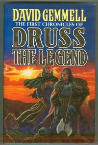 London: Legend Books, 1993. First edition, first prnt. Signed by Gemmell on the title page. Spine en...