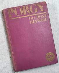 "image of Porgy (The 1925 George H. Doran Mauve ""B"" Edition)"