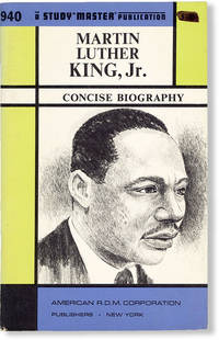 image of Martin Luther King, Jr.: A Concise Biography