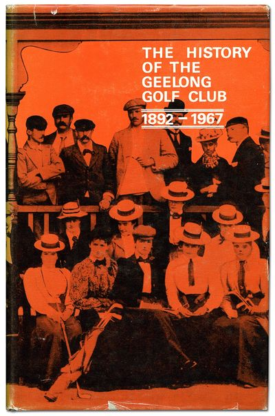Melbourne: The Hawthorn Press, 1967. Hardcover. Fine/Very Good. First edition. Name effaced on the f...
