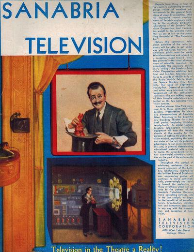 Mount Morris, Illinois/ New York: Popular Book Corporation, 1932. Near Fine, small corner crease bot...