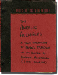 The Angelic Avengers (Original treatment script for an unproduced film and radio script)
