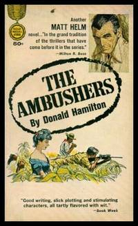 THE AMBUSHERS - A Matt Helm Adventure