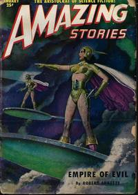 image of AMAZING Stories: January, Jan. 1951