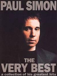 image of Paul Simon: The Very Best (Paul Simon/Simon & Garfunkel) (Piano Vocal Guitar)