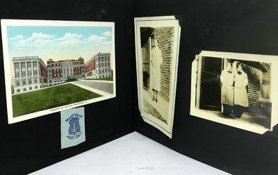 Providence, RI, 1927-1930. Hardcover. Black boards. Very good. Unpaginated . 18 x 25.5 cm. 8 photos ...