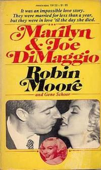image of Marilyn & Joe DiMaggio.