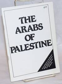 image of The Arabs of Palestine. A contribution to the human rights network in Britain by BAZO-Palestine Solidarity