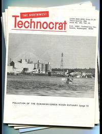 The Northwest Technocrat (Four Issues) (Nos. 292, 295, 302, 345 -- 3rd Quarter 1983; 2nd Quarter 1984; 1st Quarter 1986; 4th Quarter 1996)