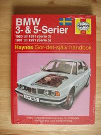image of BMW 3- & 5-Serier  -  1983ntill 1991 (Serie 3) , 1981 Till 1991 (Serie 5)