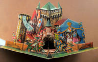 The Castle Tournament ; A Pop-Up Book