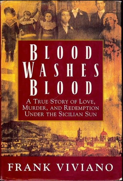 2001. VIVIANO, Frank. BLOOD WASHES BLOOD. NY: Pocket Books, . 8vo., boards in dust jacket; 270 pages...