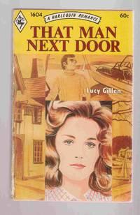 That Man Next Door (Harlequin #1604)
