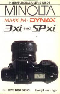 Minolta User's Guide Maxxum / Dynax 3xi and SPxi