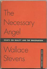 How To Write A Good Thesis Statement For An Essay Image Of The Necessary Angel Essays On Reality And Imagination Learn English Essay Writing also Example Of An English Essay The Necessary Angel By Stevens Wallace Buy Course Work