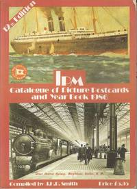 IPM Catalogue of Picture Postcards and Year Book 1986 (12th Edition)