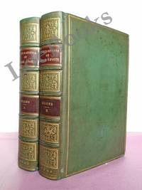 AN ENCYCLOPEDIA OF RURAL SPORTS; OR, A COMPLETE ACCOUNT, HISTORICAL, PRACTICAL, AND DESCRIPTIVE, OF HUNTING, SHOOTING, FISHING, RACING, AND OTHER FIELD SPORTS AND ATHLETIC AMUSEMENTS OF THE PRESENT DAY  -Volumes I and II