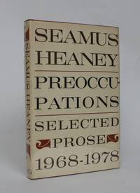 image of Preoccupations: Selected Prose 1968-1978