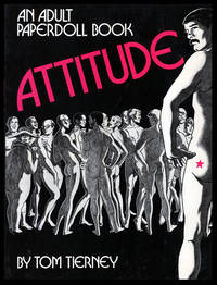 image of Attitude: An Adult Paperdoll Book. (Signed Presentation Copy)