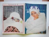 image of Vogue magazine: Golden Jubilee 50 years in Vogue 1916 - 1966