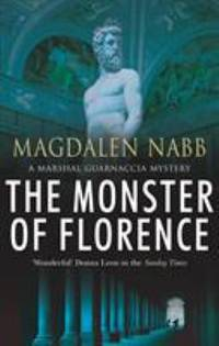 image of The Monster of Florence (Marshal Guarnaccia, Book 10)