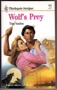 Wolf'S Prey -Harlequin Intrigue #101